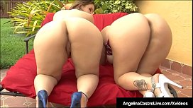 Angelina Castro and Lexxxi...