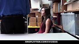 Shoplyfter - Hot Teen Recorded...