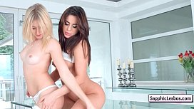 Sapphic Erotica Lesbians Free movie from www.SapphicLesbos.com 01