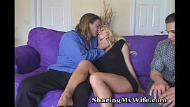 Sissy Hubby Shares Hot...