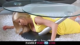Amazing milf Alexis Fawx gets pounded by her stepsons dick - FamilyPornHD.com