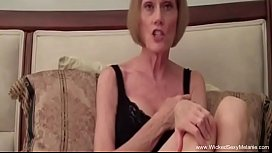 Cheating Housewife Fucks New Man'_s Cock