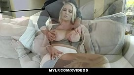 (Vanessa Cage) Gets Rammed Hard By A Big Dick Stud - Mylf