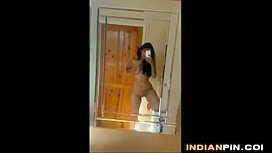 Indian Teen Girl Being...