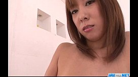 Busty Asuka loves having cock inside her pussy