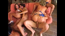 its orgy time