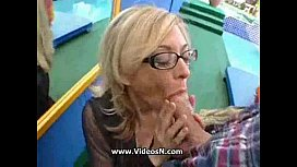 Nina Hartley gives always...