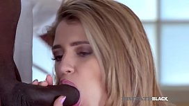 PrivateBlack - Young Mary Kalisy Fucked By Chocolate Cock!