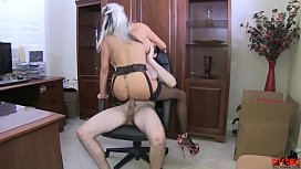 18 and 20 year old guys slapping their balls on my MILF ass is heaven Cougar on the prowl and loves em YOUNG  Sally D'_angelo