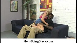 Watching my mom going black amazing interracial porn 41