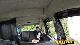 Fake Taxi Brunette does...