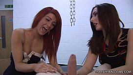 Megan Paige and Paige...