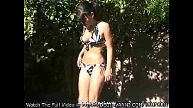 Hot Amateur Sisters With Their Parents Get Naked On Vacation