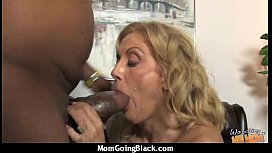 Beautiful mom with puffy pussy fuck a black dick 10