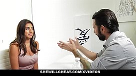 SheWillCheat- Busty Slut Ella...