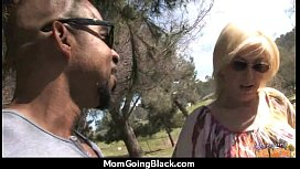 a great hardcore interracial sex with hot Milf 22