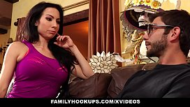 FamilyHookUps - Stepmom Seduced and...
