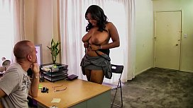 THICK Black Girl Casting...