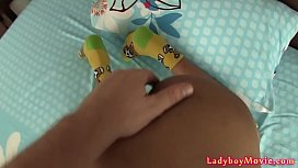 Teen Ladyboy Firsty Bareback...