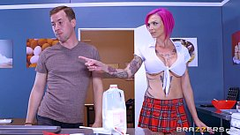 Brazzers - Anna Bell Peaks...