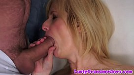 Bigtit grandma anally fucked