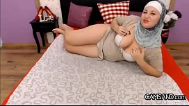Sultry Arab Tart With...