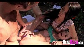 College girls have orgy 021