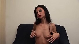 Sexy MILF Plays With Her Smooth Pussy