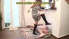 UNDER-SHOES The Savage Miss Karina PURE VIOLENCE Httpswwwclips4salecomstudio424a-under-shoes-clip-store