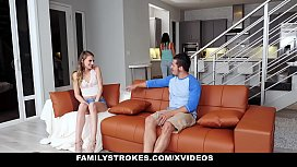FamilyStrokes - Hot Teen Pounded...