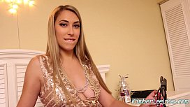 Kimber Lee Blows Her...
