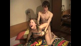 Young Amateur Beautiful Agony...