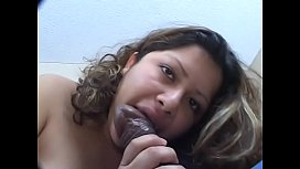Horny chief likes to stiff his huge dark meat in hairy bush of young latin curvacious cutie with big keyster Celeste