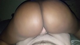 MY BEST FRIENDS MOM RIDING MY DICK REVERSE COWGIRL POV