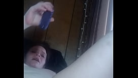 Milf solo toy play