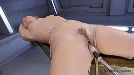 Solo tied up babe...