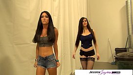Jessica Jaymes and Kendall...