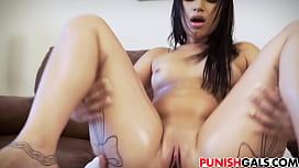 Teen gets fucked by...