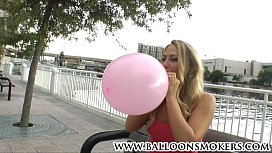 Carter Cruise in her...
