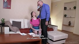 Tricky Old Teacher - Busty...