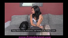 FemaleAgent Cautious but trusting