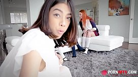 Xeena Mae , Natalie Brooks , Melody Parker , Harmony Wonder In Best Friend Pact