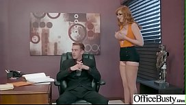Busty Slut Office Girl...