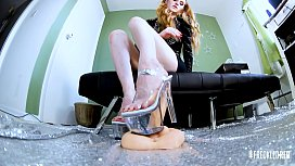 Extreme CBT With Heels...