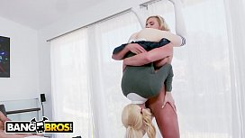 BANGBROS - Aggressive MILF Phoenix Marie Is In Control Of Teen Elsa Jean