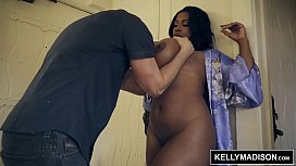 KELLY MADISON - Ebony BBW...