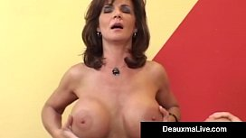 Horny Housewife Deauxma Gets Pounded Anally &amp_ Gets Cummed On