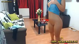 Naked Dancing Webcam Audition...