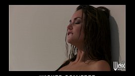 Allie Haze is carried...