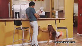 Sneaky cheating by Latina...